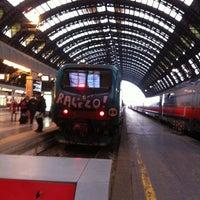 Photo taken at Treno 9745 Milano Venezia by Yuliya T. on 2/23/2013