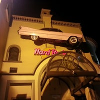 Photo taken at Hard Rock Cafe Mexico City by Allan Felipe C. on 4/3/2013