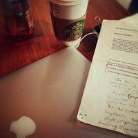 Photo taken at Starbucks by lanamaniac on 9/28/2012