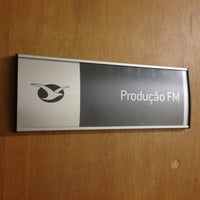 Photo taken at Produção Mirante FM by Nynrod W. on 4/17/2013