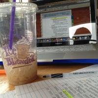 Photo taken at The Coffee Bean & Tea Leaf® by Brandon on 2/7/2013