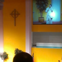 Photo taken at Bethel Baptist Institutional Church by Leesha A. on 10/14/2012