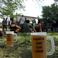 Photo taken at ComFest by Darby S. on 6/29/2014