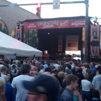 Photo taken at Rochester International Jazz Festival by Michael T. on 6/22/2013