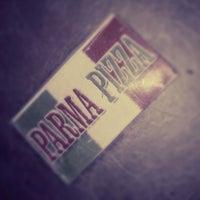 Photo taken at Parma Pizza by Ane Caroline L. on 9/26/2012