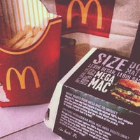 Photo taken at McDonald's & McCafé by Katrina Michelle M. on 9/7/2013
