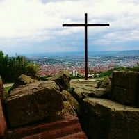 Photo taken at Birkenkopf by Rong S. on 10/4/2012