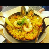 Photo taken at La Cocina Restaurant & Tapas Bar by Susan M. on 10/24/2015