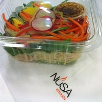 Photo taken at Nusa Kitchen by Brian S. on 9/26/2013