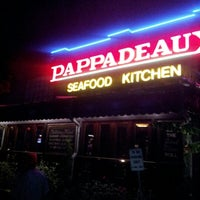 Photo taken at Pappadeaux Seafood Kitchen by Jessi G. on 11/22/2012