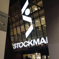 Photo taken at Stockmann by Edvards K. on 12/13/2012