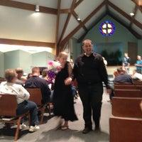 Photo taken at Grace Baptist Church by Jon N. on 10/19/2012