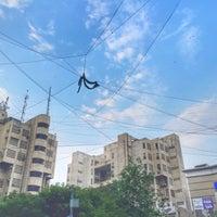 Photo taken at District Center, Janak Place by Pawan Kumar J. on 6/22/2016