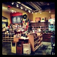 Photo taken at Ferry Plaza Wine Merchant by Alex L. on 12/8/2012