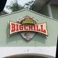 Photo taken at Jimmy Johnson's Big Chill at Fisherman's Cove by Karl W. on 5/1/2013