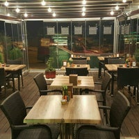 Photo taken at Mevsim Cafe by Egemen S. on 10/13/2016