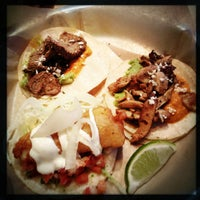 Photo taken at Dorado Tacos by Andrew P. on 12/11/2012