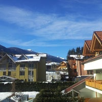 Photo taken at Alp Holiday Dolomiti by Andrey L. on 2/27/2013
