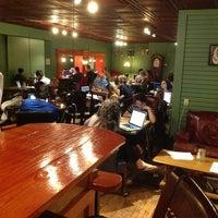 Photo taken at Bennu Coffee by Jonathan J. on 10/17/2012