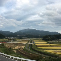 Photo taken at 道の駅 中山盆地 by しゃれん on 10/8/2016