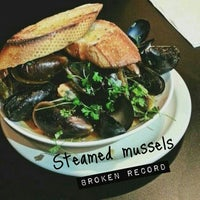 Photo taken at Broken Record by Jonas on 12/29/2012