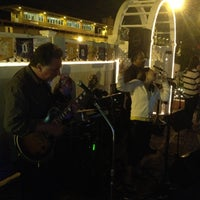 Photo taken at El Mariachi by Leandro D. on 5/18/2013