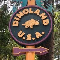 Photo taken at DinoLand U.S.A. by Amanda T. on 5/16/2013