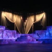 Photo taken at Kalita Humphreys Theater by Michael M. on 1/26/2013