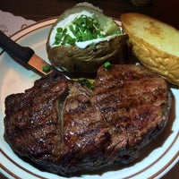 Photo taken at Jocko's Steak House by Michael M. on 4/23/2014