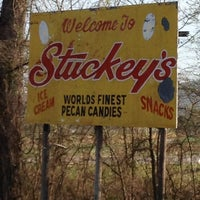 Photo taken at Stuckey's by Sean F. on 4/10/2013