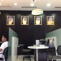 Photo taken at Abu Dhabi Islamic Bank by Khalifa B. on 5/29/2013