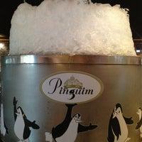 Photo taken at Pinguim by Lara C. on 12/24/2012