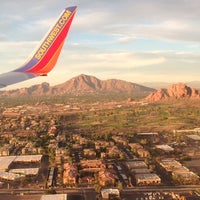 Photo taken at Phoenix Sky Harbor International Airport (PHX) by Jen N. on 11/11/2013