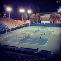 Photo taken at UCLA Los Angeles Tennis Center by Alexandr K. on 3/28/2013