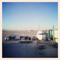 Photo taken at Albuquerque International Sunport (ABQ) by Stefan N. on 4/22/2013