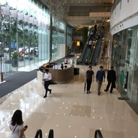 Photo taken at Manulife Financial Centre by JK on 8/12/2016