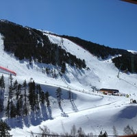 Photo taken at Sport Hotel Hermitage & Spa by Sara on 3/20/2013