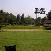Photo taken at Kebun Wisata Pasir Mukti by Trie Y. on 10/11/2012