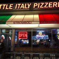 Photo taken at Little Italy Pizzeria by Robert G. on 12/2/2016
