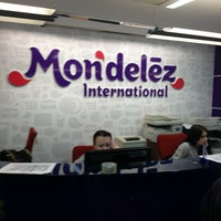 Photo taken at Mondelēz International Russia by Nelly A. on 1/22/2013