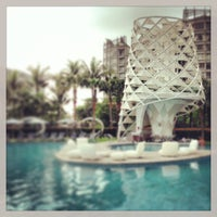 Photo taken at W Singapore by Odie A. on 1/13/2013
