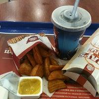 Photo taken at Burger King by Anastasia V. on 4/17/2013