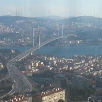 Photo taken at The Plaza Hotel Istanbul by Necmi I. on 1/23/2013