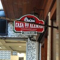 Photo taken at Casa do Alemão by Carla C. on 4/18/2013