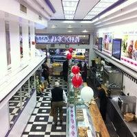 Photo taken at Isadora's Cafe by Austin P. on 11/20/2012