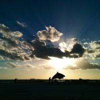 Photo taken at Isla Mujeres by CaRo L. on 10/28/2012
