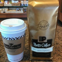 Photo taken at Peet's Coffee & Tea by Topher J. on 4/16/2013