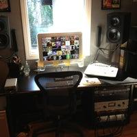 Photo taken at Killingsworth Recording Co by Jason G. on 1/5/2013