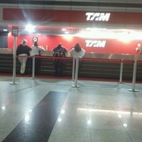 Photo taken at Check-in TAM by Rafael C. on 10/13/2012