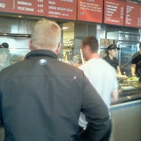 Photo taken at Chipotle Mexican Grill by Kelly T. on 3/15/2013